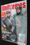 Magazine Uniformes N° 305 ( Edition Mars 2016) - Magazines & Papers