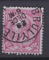 N° 46  LE BRULY  COBA +8.00 - 1884-1891 Léopold II