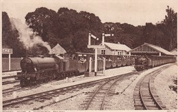Romney Huthe & Dymchurch Railway - Eisenbahnen