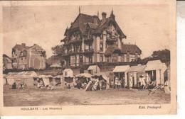 14DB01H0 CPSMPF 14 -  HOULGATE  LES MOUETTES      V 1931 - Houlgate
