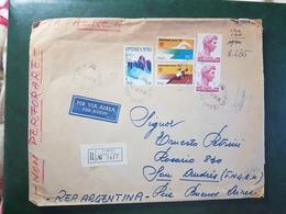 (12042) ITALIA STORIA POSTALE 1970 - 1961-70: Poststempel