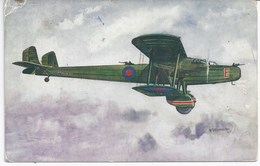 HENDLEY PAGE - 1939-1945: 2ème Guerre