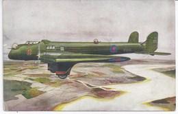 """FAIREY """"HENDON"""" - 1939-1945: 2ème Guerre"""