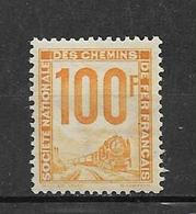 France Colis Postaux De 1944/47 N°23  Neufs **  Cote 500€ - Paketmarken