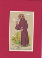 Devotieprent H.Franciscus V.Assisie - Religion & Esotericism