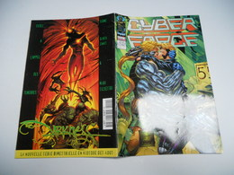 CYBER FORCE SEMIC N°11 TBE - Books, Magazines, Comics