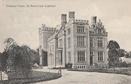 St-André-lez-Bruges ,   Saint- André Par  Lophem , Château Tudor, - Brugge