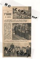 HISTOIRE DE LENS . ARTICLE DE LA REVUE NORD FRANCE ENTRE 1949. FETE DE LA STE BARBE. MINEURS - Documents Historiques