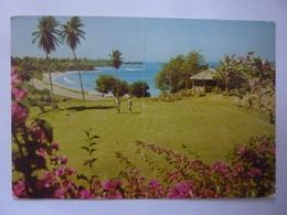 "Cartolina Viaggiata ""MOUNT IRVINE BAY HOTEL Trinidad & Tobago"" 1972 - Cartoline"