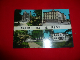 Saluti Da S.Fior  Treviso Veneto - Treviso
