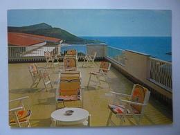 "Cartolina ""HOTEL AMERICA Marina Di Camerota ( SA )"" - Italia"