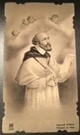 "Antico Santino Holy Card "" S. FRANCESCO DI SALES ""  ESA N.1088 - Religione & Esoterismo"