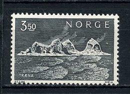 NORVEGE 1969 N° 542 ** Neuf MNH Superbec 2,25 € îles Traena Littoral Nord Paysage Landscape - Norvège