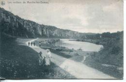 N°70078 -cpa Les Rochers De Marche Les Dames- - Belgique