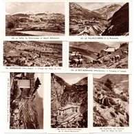 Lot De 7 Images Photos Régionales. Petit Bornand, Antonaves, Villar D'Arene, Comboire, Grésivaudan..... - Vieux Papiers