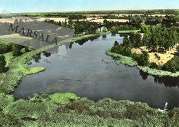 CPSM Verrières   L'étang De Fontenille - France