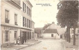 Dépt 77 - MAREUIL-LÈS-MEAUX - La Grande Rue - Édit. Dépost - France