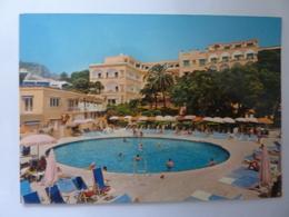 "Cartolina ""HOTEL QUISISANA Capri"" - Italia"