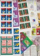 Blocs Et Carnets + Vrac De Timbres En Nombre ** Faciale 193 Euro - Briefmarken