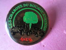 PIN'S    LES CRABOTS DU BOCAGE ATHISIEN  4X4 - Badges