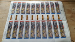 LOT 430552 TIMBRE DE FRANCE NEUF** LUXE FEUILLE - Feuilles Complètes