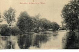 Blainville - Le Canal Et La Filature - France