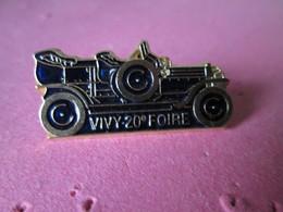 PIN'S    VIVY   20eme FOIRE - Badges