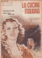 °°° La Cucina Italiana Roma Ottobre 1940 Xviii N.10 °°° - House, Garden, Kitchen
