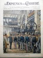 La Domenica Del Corriere 8 Ottobre 1905 Sacconi Somalia Ungheria Chirurgia Nancy - Books, Magazines, Comics