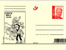 BELGIË - 2003 - CHICK BILL - MNH** - Publibels