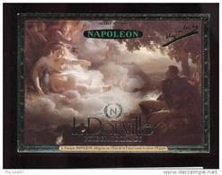 Etiquette De   Brandy  Napoléon  -  Dorville - Etiquettes