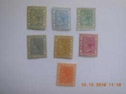 Sevios / Groot Brittannie  / **, *, (*) Or Used - Gold Coast (...-1957)