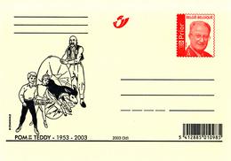 BELGIË - 2003 - POM & TEDDY - MNH** - Publibels