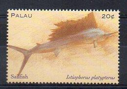 PALAU. FISHES. MNH (2R1414) - Peces