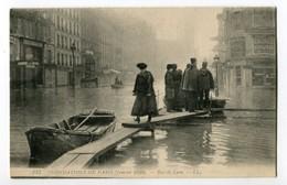 Dep 75 Paris - Inondations De Paris 1910 - Rue De Lyon - Inondations De 1910