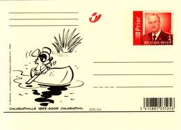BELGIË - 2005 - CHLOROPHYL - MNH** - Publibels