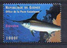 REP. GUINEA. MARINE LIFE. MNH (2R1424) - Peces