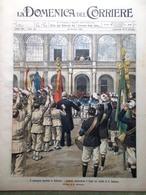 La Domenica Del Corriere 22 Ottobre 1905 Prigioni Studenti Jena Colonno Calabria - Books, Magazines, Comics