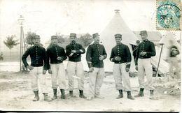 N°70092 -carte Photo Soldats Du 128 è - Regiments