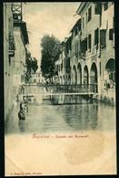 Treviso - Canale Dei Buranelli - Non Viaggiata - Rif.  02058 - Treviso