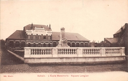 ¤¤  -   BOHAIN    -  L'Ecole Maternelle   -   Square Longuet   -   ¤¤ - Autres Communes
