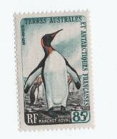 VP8L9 TAAF FSAT Antarctique Neufs°° MNH Manchot Royal N 17 1959 - Terres Australes Et Antarctiques Françaises (TAAF)
