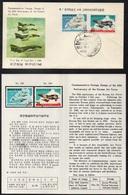 COREE DU SUD - SOUTH KOREA / 1969 KOREAN AIR FORCE FDC (ref LE2820) - Corée Du Sud
