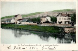 77. La Ferté Sous Jouarre. Quai Des Moulins - La Ferte Sous Jouarre