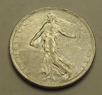 1972 - France - 1 FRANC, Semeuse, KM 925.1, Gad 774 - H. 1 Franc