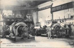54 - AUBOUE - Usine - La Station Centrale - France