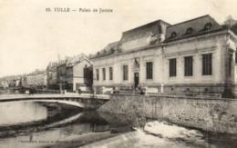 19 - Correze - Tulle - Palais De Justice - C 2540 - Tulle