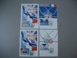 Carte-Maximum 1994   N° 2880 à 2883 - 1990-99