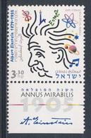 """Israel 2005 Mi 1840 SG 1756 ** Albert Einstein - Int. Year Of Physics: """"Special Theory Reletivity"""" / Relativitätstheorie - Albert Einstein"""