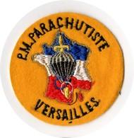ÉCUSSON PM PARACHUTISTE Versailles - Ecussons Tissu